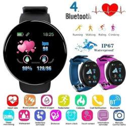 Smartwatch Ritokme solo por 8,64€ con código descuento, antes 28,80€.