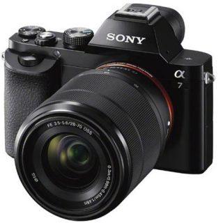 Sony Alpha ILCE-7K, Full Frame sin espejo por sólo 699 euros en Amazon con objetivo 28-70mm. f/3.5-5.6 OSS gratis.