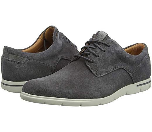 fbf8c6175a39a Estos zapatos Clarks de tipo Derby habitualmente cuestan 99