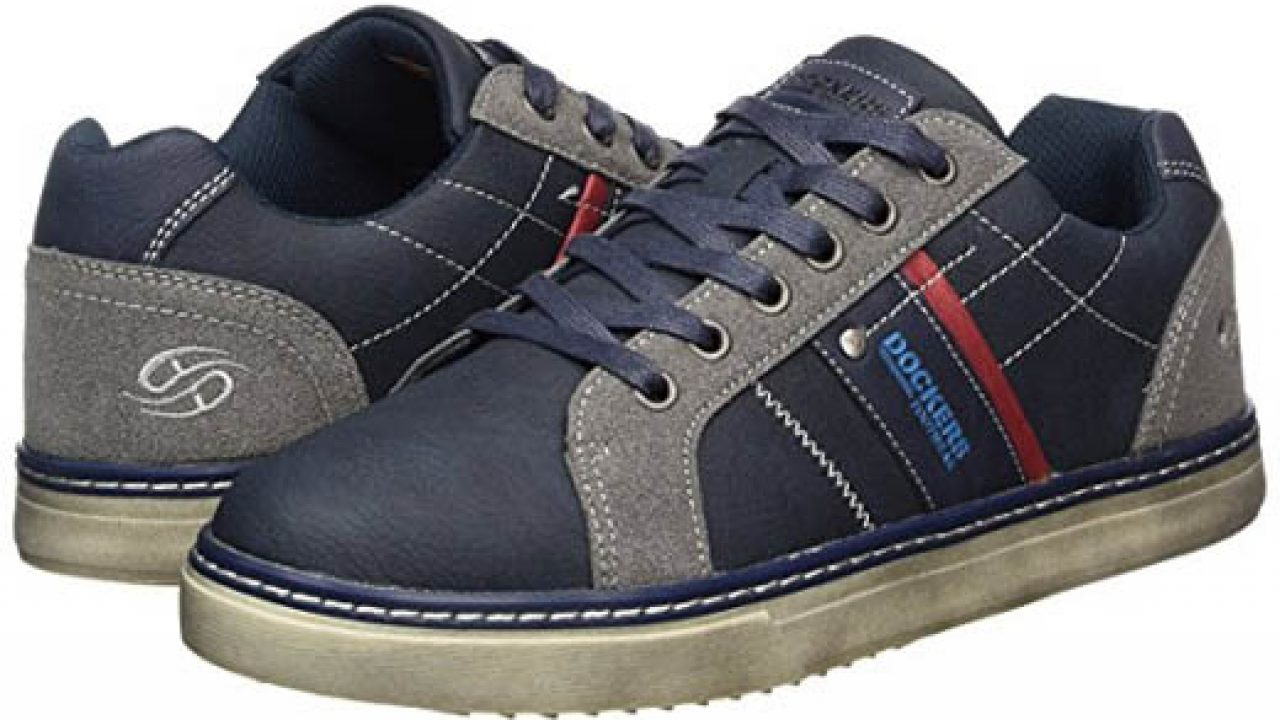 04cd683322 chollo zapatillas dockers by gerli en 2 colores
