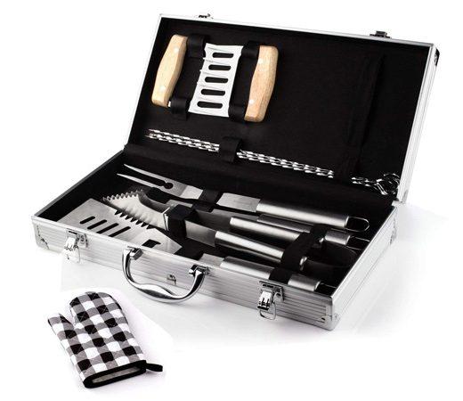 Chollo b scula de cocina de acero inoxidable soehnle - Accesorios para barbacoas ...
