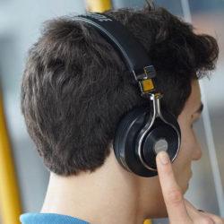 Auriculares de diadema Bluedio T3 Plus con ranura micro SD y Bluetooth 4.1 por 12,19€ con código de Amazon, antes 50 euros.