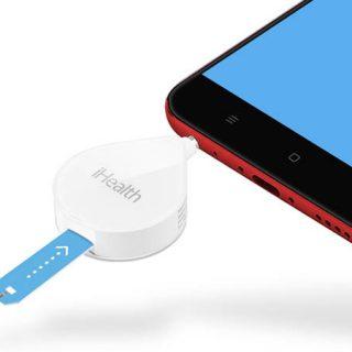 Glucómetro Xiaomi iHealth, conectividad con smartphones, lancetas y tiras por sólo 30,90€.