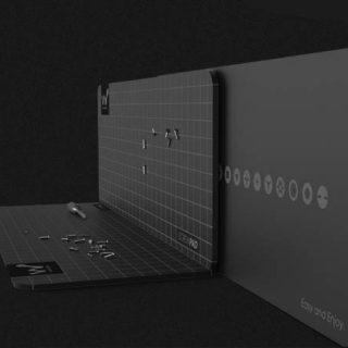 Placa magnética para tornillos Xiaomi Wowpad 2 por sólo 2,47 euros!