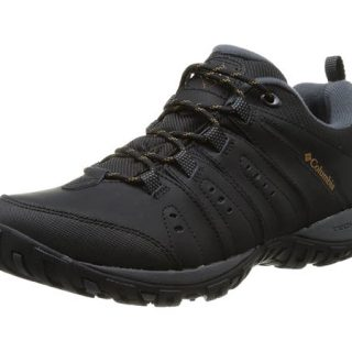 Botas de senderismo impermeables Columbia Peakfreak Venture negras por sólo 61,99€, antes 99,99€.