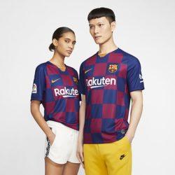 Ahora en El Corte Inglés obtendrás hasta un 60% de descuento en equipaciones oficiales. Ejemplo: camiseta oficial Barcelona FC o Atlético de Madrid Nike o Adidas por 35,95€, antes 90,00€.