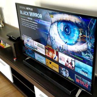 """SmartTV Haier U55H7000 de 55"""" con Netflix por 379€ y 49'' por 316€ desde España."""
