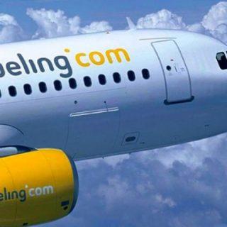 ¡Sólo hoy! Cupón de descuento del 50% en Vueling para volar a partir de Noviembre.