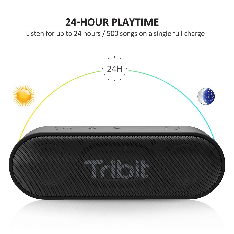 Análisis altavoz Tribit XSound Go