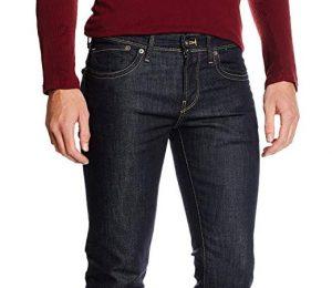 4d9dced5d79 Este tipo de pantalones suele sentar mejor a personas delgadas y de  complexión media ya que a hombres algo más gruesos puede resultarles que la  pierna queda ...