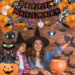 Set para decorar tu fiesta de Halloween por 9,99€.
