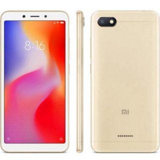 Xiaomi Redmi 6A, el móvil más económico de Xiaomi, 5,45 pulgadas y ahora con desbloqueo facial 2/16GB por 68,68€, mínimo histórico.
