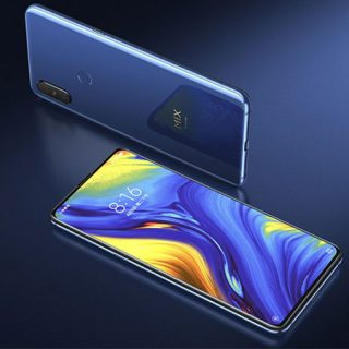 Xiaomi Mi Mix 3 Global 5G, pantalla deslizante, doble cámara frontal y trasera 6/64GB por 269 euros en Amazon.