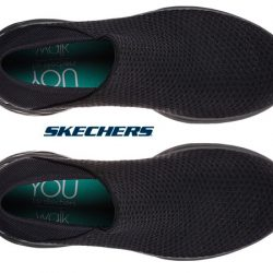 Zapatillas Skechers You con amortiguación 5GEN para mujer por sólo 28,95€ antes 60 euros.
