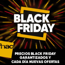 ¡Black Friday en Fnac! ¡Hasta el 50% en miles de productos!