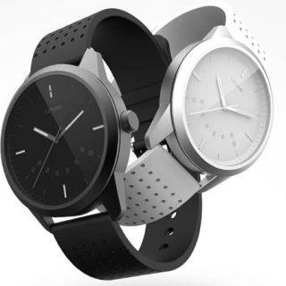 Lenovo Watch 9, smartwatch analógico sumergible con batería de 12 meses y pulsómetro, por sólo 14,57€.