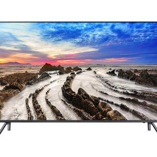 """SmartTV Samsung UE55RU7172 4K, 55"""" por 334,31 euros y 65'' por 504,51 euros (otros modelos con descuentos)."""
