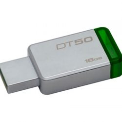 Memoria USB Kingston Technology DataTraveler 50 con 16GB de capacidad por sólo 3,56€ desde España!!