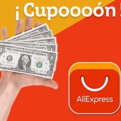 Nuevos cupones en Aliexpress de 7 euros.