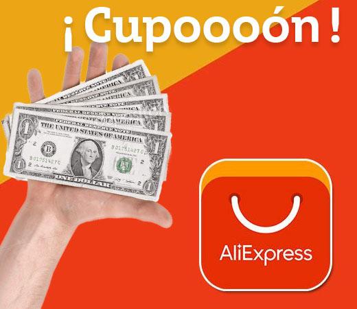 fa08aafc2 ¡Canjea tu cupón de 3 dólares en Aliexpress para compras mayores de $20!
