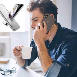 """Fundas para iPhone X/XS 5.8"""" y MAX 6.5"""" con tecnología de cojín de aire, protector de pantalla anti-huellas, anti-arañazos y compatibles con carga Qi por 6,99€ con código."""