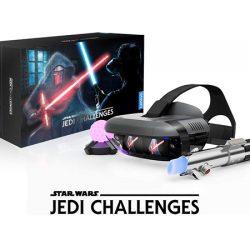 Va a durar poco; paquete de realidad virtual Lenovo Desafios Jedi por 57€, antes 129€.