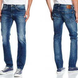 Vaqueros Pepe Jeans Kingston Zip por 35,99€, antes 86 euros.