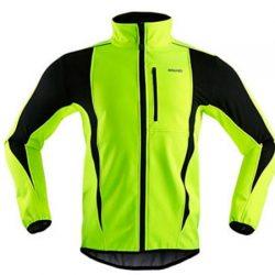 Oferta Flash!! Chaqueta deportiva Arsuxeo, reflectante, impermeable, térmica, resistente al viento por sólo 25,03€!!