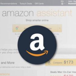 Recibe gratis un crédito de 5 euros en tu próxima compra de 25 euros en Amazon al instalar Amazon Assistant