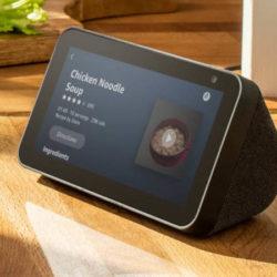Amazon Echo Show de 5 pulgadas por 44,99€ y de 8'' por 64,99€, Echo Spot por 69,99€  Echo Dot por 19,99€ y más ofertas en dispositivos Alexa.