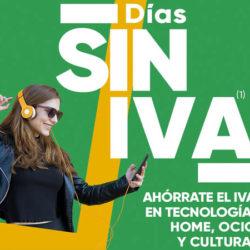 ¡Días sin IVA en Fnac en tecnología y hogar!