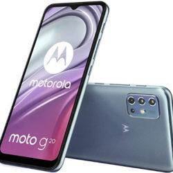 Motorola Moto G30, 6,5'' a 90Hz, 4 cámaras traseras por 159,00€.