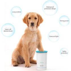 Limpiadora de patas para mascotas Dadypet por 19,99€ con código, antes 29,99€.