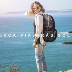 Mochila impermeable para excursiones/senderismo plegable Omorc, 30L por 9,99€ con código, antes 21,99€.