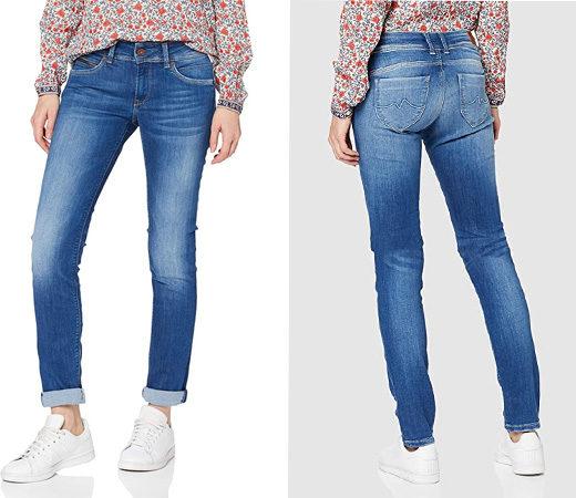 Pantalones Pepe Jeans New Brooke Para Mujer Por Solo 35 99 Euros Antes 94 95 Chollos Descuentos Y Grandes Ofertas Kechollazo Com