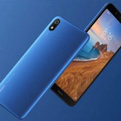 Nuevo Xiaomi Redmi 7A Global con batería de 4.000 mAh 2/16Gb por 66,91€.