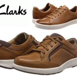 Zapatos Clarks Un Trail Form por 39,95€.