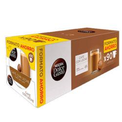 90 cápsulas Dolce gusto tamaño Magnum: Ristretto, Intenso, Lungo, Cortado y Café con leche por 15,91€