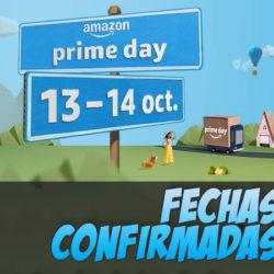 ¡Confirmado: El 13 y 14 de Octubre tenemos PRIME DAY!