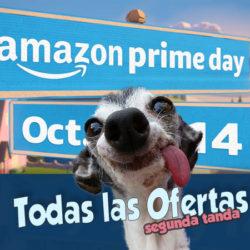 ¡Segunda tanda del Prime Day 2.020 en Amazon! Listado completo de ofertas del día.