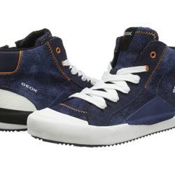 Zapatillas Geox J Alonisso Boy C para niños por sólo 21 a 27 euros, antes 65,00€.
