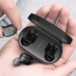 Auriculares Umidigi Upods TWS con sistema de reducción de ruido por sólo 9,16€!!