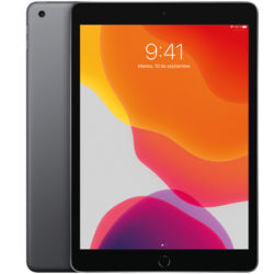 Apple iPad 2020 10,2'' 32GB por 309,99€.