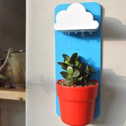 Flaky Cloud Pots, Macetas decorativas con nubes de riego desde sólo 3,61€!!