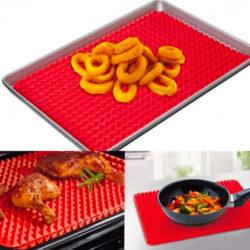 Placa de silicona para cocinar en distintos tamaños desde 3,47€.