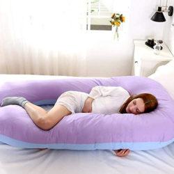Almohada de maternidad por 25,80€ con código, antes 128€.