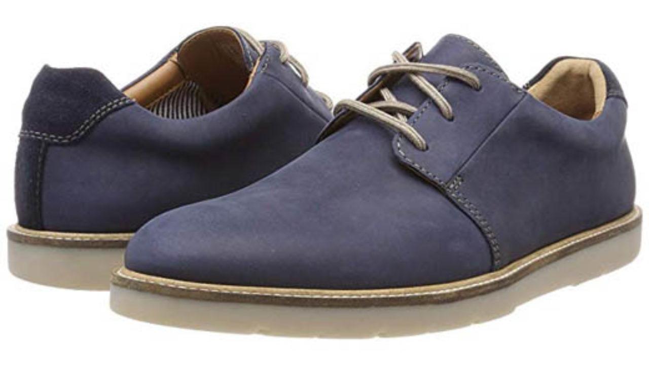 adherirse sabio vehículo  Zapatos Clarks Atticus Cap Zapatos de Cordones Derby para Hombre Zapatos y  complementos hyacinthaneke.com