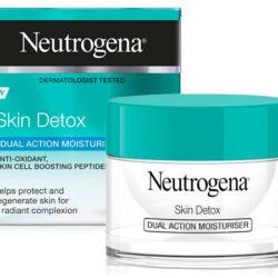 Crema hidratante Neutrogena Skin Detox doble acción por sólo 5,01€.