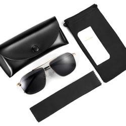Gafas polarizadas estilo aviador Rezi por sólo 4,99 euros con código.