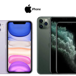 iPhone 11 Pro 256GB por 824 euros y Max por 929€ reacondicionado.